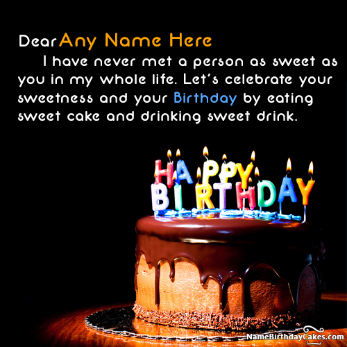 Fantastic Happy Birthday Wishes For Friend With Name And Photo Funny Birthday Cards Online Fluifree Goldxyz