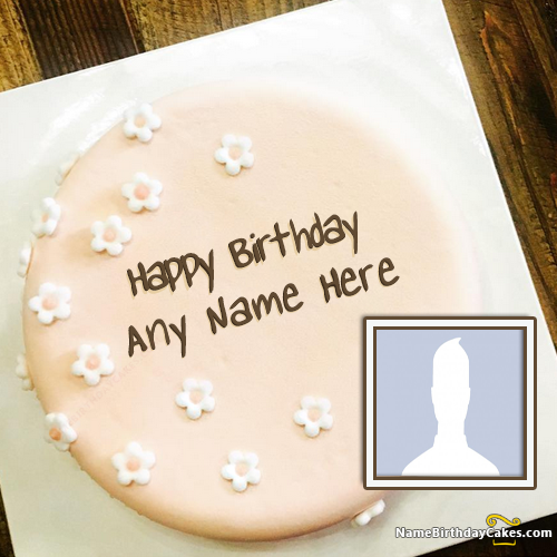 Name Birthday Cake Wishes For Friend