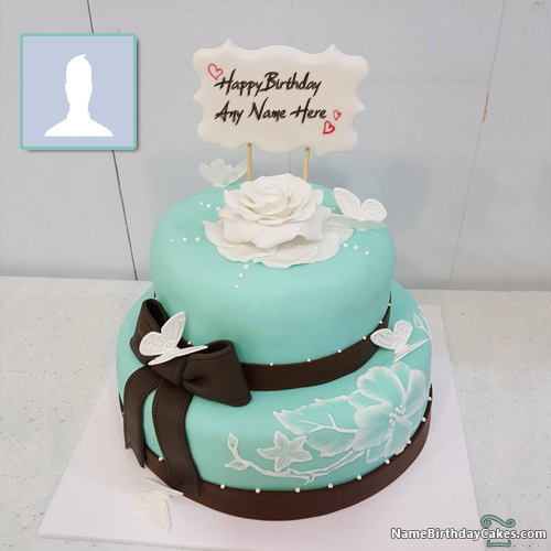 Beautiful Birthday Cakes For Girls With Name