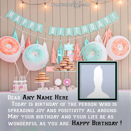 Celebration Birthday Images For Friend With Name