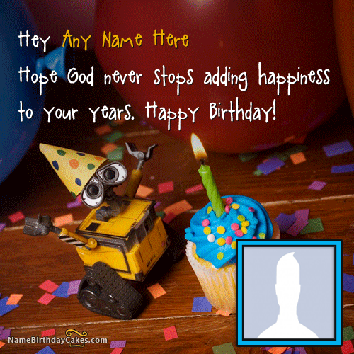 Cutest Birthday Wish For Anyone With Name