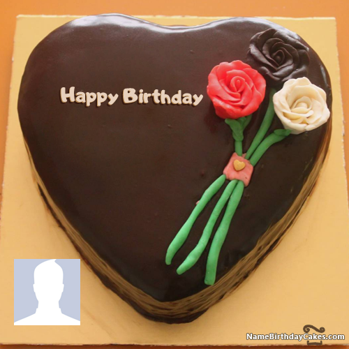 Online Birthday Cake For Husband With Name Edit