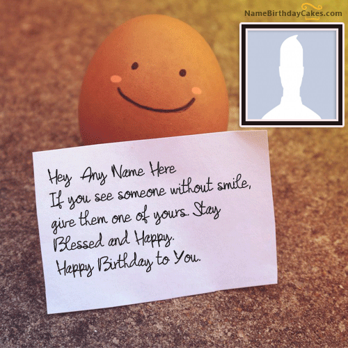 Funny Birthday Wish For Everyone With Name