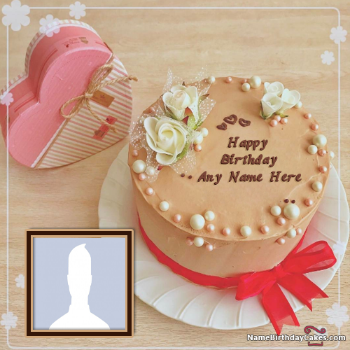 Write Name On Cake For Brother Birthday