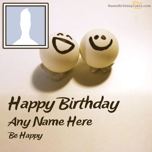 Happy Birthday Wish With Name