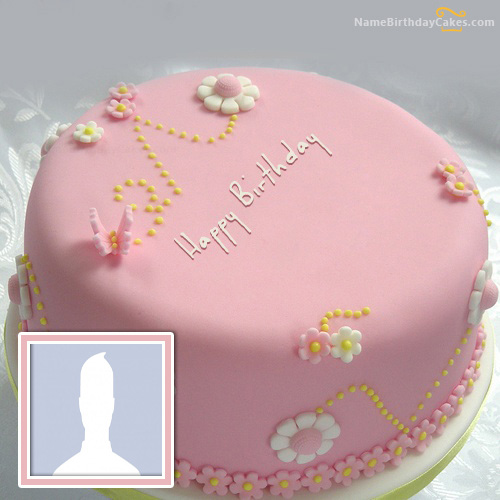 HD Name Birthday Cake Images For Sister