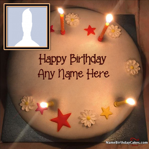 Name Birthday Cake Wishes For Brother