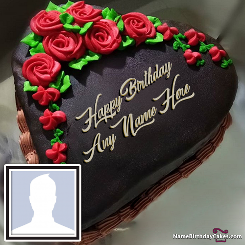 Romantic Birthday Images For Lover With Name