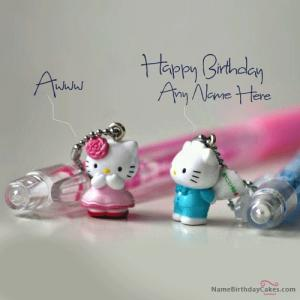Cutest Birthday Wishes For Girls With Name
