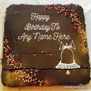 Get Free Birthday Cake With Name Images