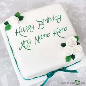 Happy Bday Cake With Name Images For All