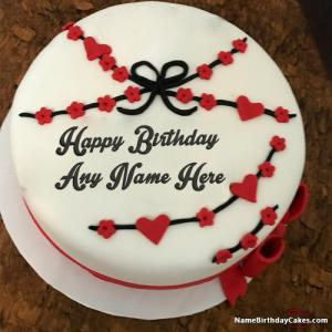 Fantastic Happy Birthday Cake For Friend With Name Funny Birthday Cards Online Chimdamsfinfo