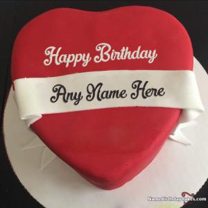 Name Birthday Cake For My Love Images